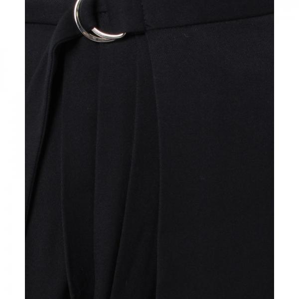 ロールプリーツスカート