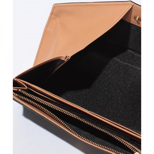ITALYレザーギャルソン財布