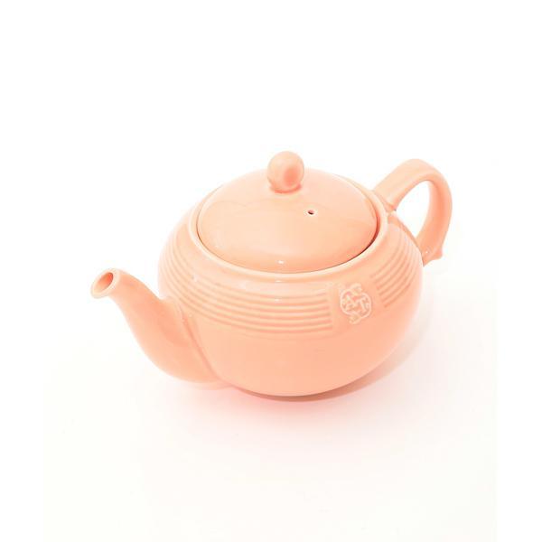 パラレル/茶漉し付きポット