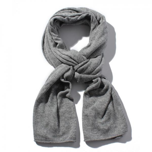 ニットスカーフ