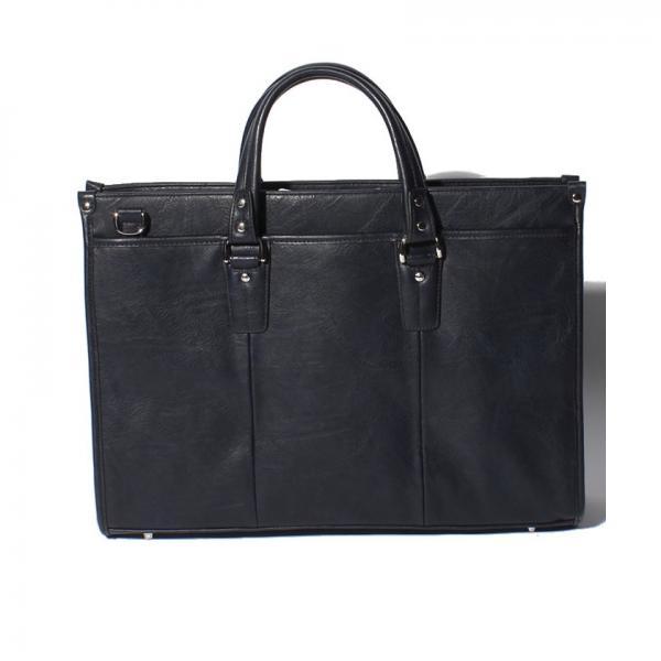 オティアス Otias / シワ加工タイプ合皮ビジネスバッグ