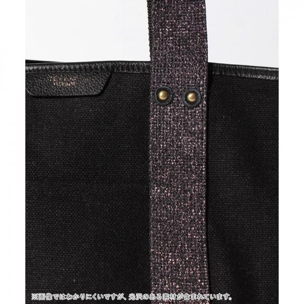 【WEB限定】イタリアンテープ・麻ハンプコンビミニトートバッグ