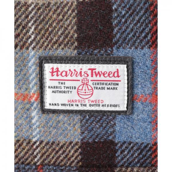 【Harris Tweed】スクエアリュック