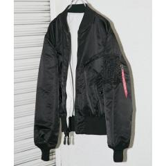 ALPHA INDUSTRIES×NEXUSVII.×UR 別注TESTPILOT JACKET【お取り寄せ商品】