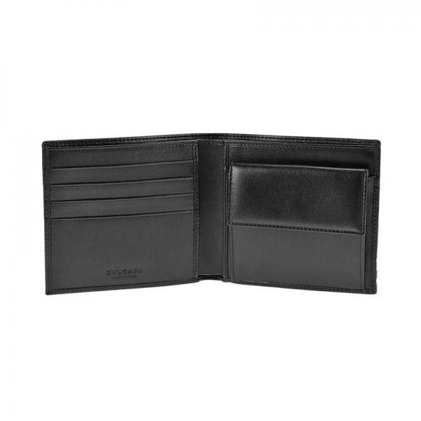 ブルガリ 二つ折り財布(小銭入れ付)