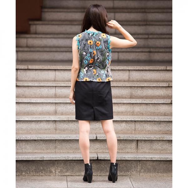 レイヤードワンピ[DRESS/ドレス]