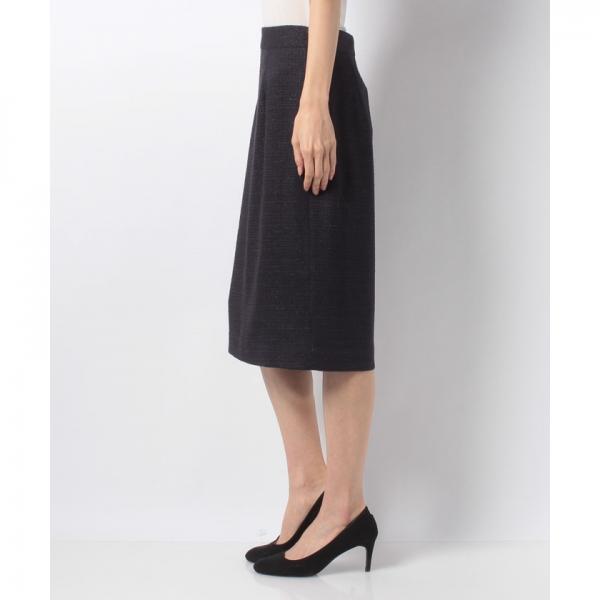 【セットアップ対応商品】ラメツイードスカート