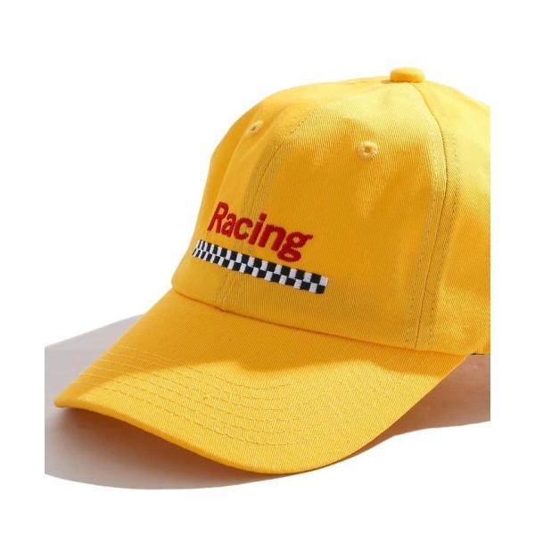 レーシングロゴキャップ