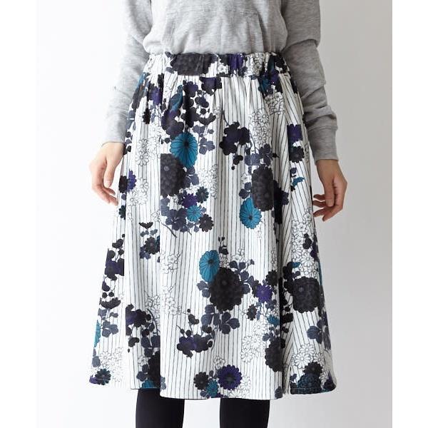 【セットアップ対応商品】【パパゲーノ】リバーシブルスカート