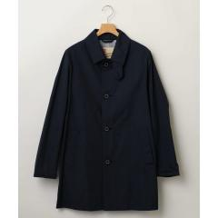 Traditional Weatherwear×SHIPS JET BLUE: 別注 DERBY ステンカラーコート【お取り寄せ商品】