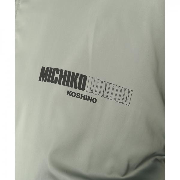 ビス 【MICHIKO LONDON KOSHINO×ViS】 (ViS) リバーシブルMA-1/