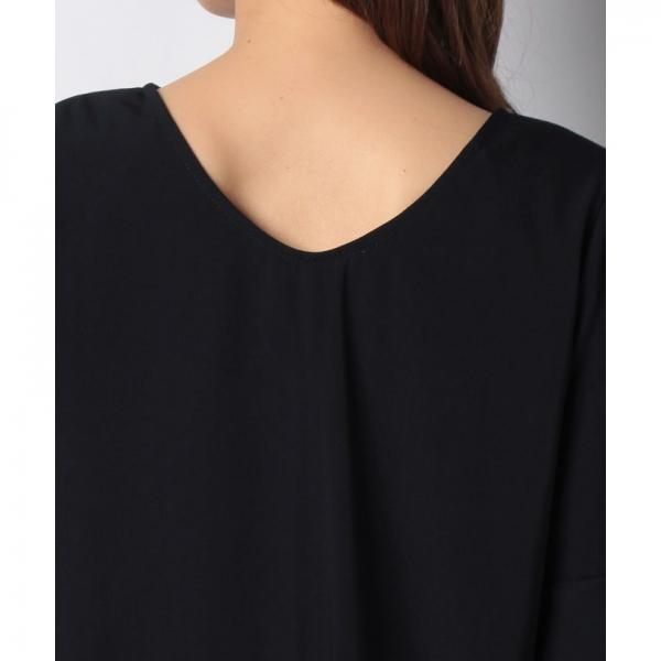 ネックレス付パンツドレス(8R04‐01022)