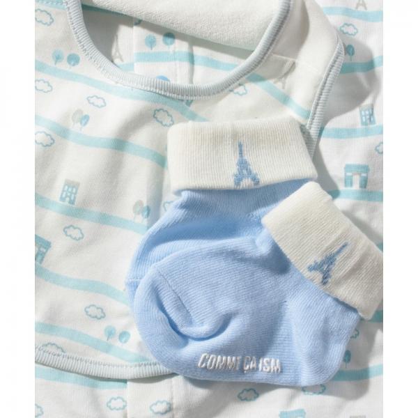 パリ風新生児向けギフトセット(0~9ヶ月頃用)