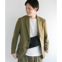 WASHABLE TRAVEL JACKET【お取り寄せ商品】