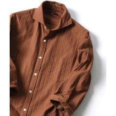 SC: カラミ セミワイドカラー 7スリーブシャツ【お取り寄せ商品】
