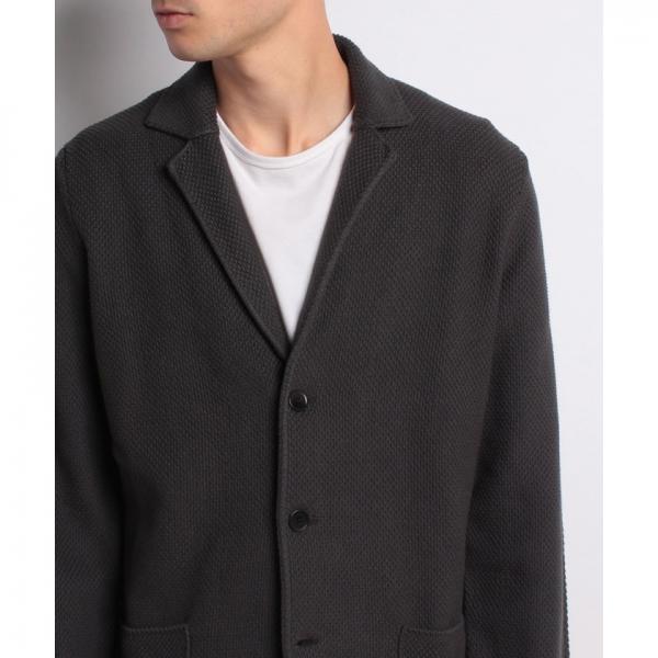 ニットジャケット