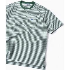 LACOSTE: 別注 ドロップテイル ビッグ ポケット Tシャツ【お取り寄せ商品】