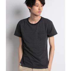 【DRY−MIX】ポケット付きTシャツ