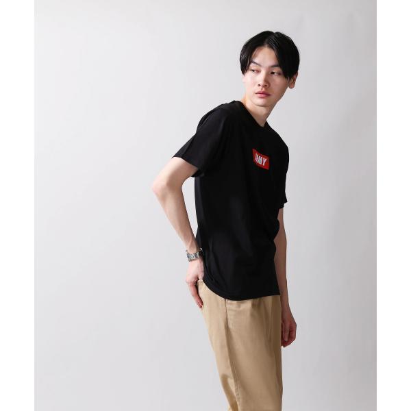 ARMYボックスTシャツ(S)