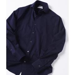 SD: 【ALBINI社製】I cotoni カノコ ロング ホリゾンタルカラーシャツ【お取り寄せ商品】