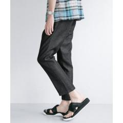 C/L ANKLE TROUSER【お取り寄せ商品】