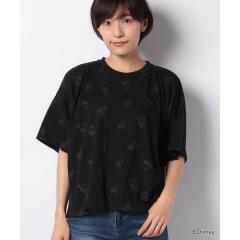 七人の小人総柄Tシャツ