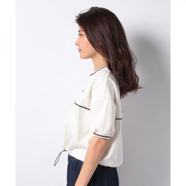 ドローイングロゴTシャツ