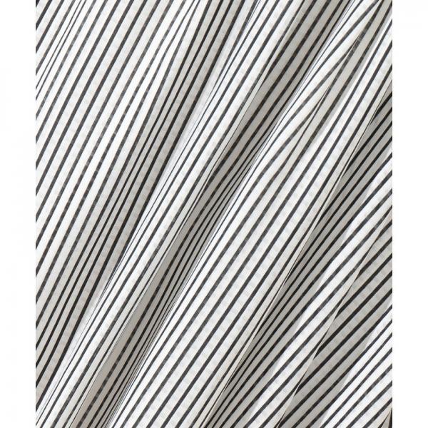 シアーチェックギャザースカート
