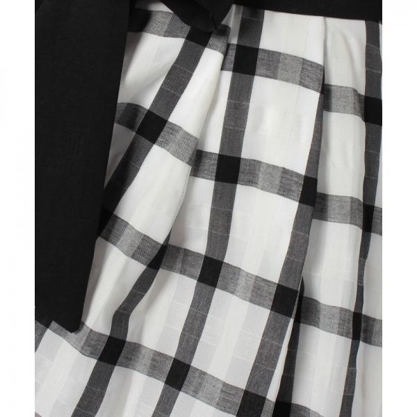 テールカットスカート