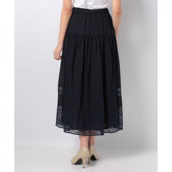 【Brahmin】レーススカート