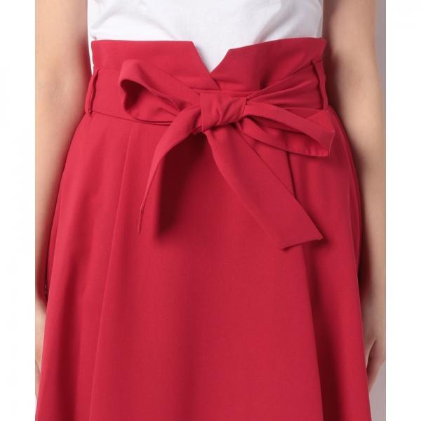 ウエストリボン付スカート(8R10-05023)