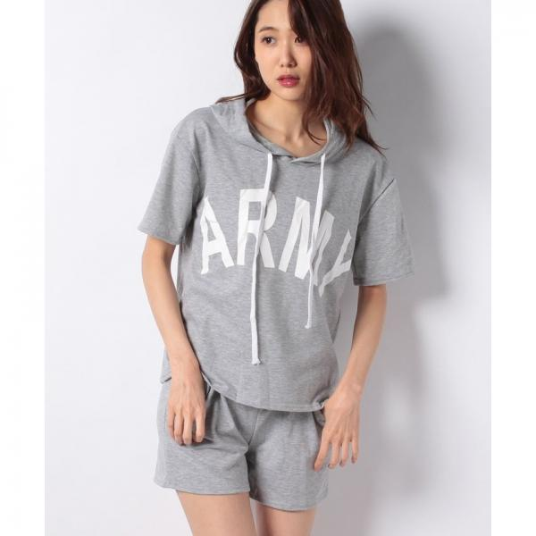 ARMYロゴセットアップ