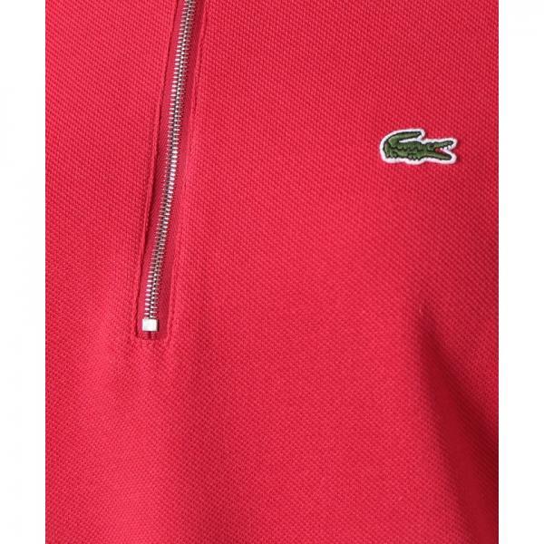 スリムフィット カラーブロック ポロシャツ (半袖)