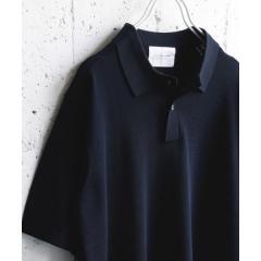 ウォッシャブル ニットポロシャツ【お取り寄せ商品】