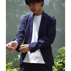 <LOHACO> SU: リネン レーヨン 2B ジャケット【お取り寄せ商品】画像
