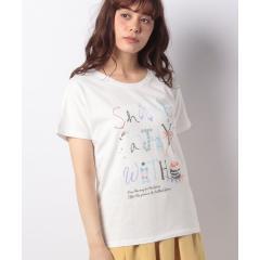 ケーキロゴTシャツ