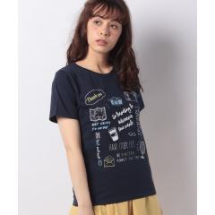 トラベルロゴTシャツ