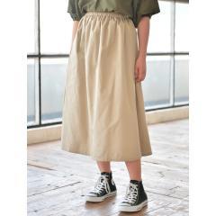 TCギャザーボリュームスカート