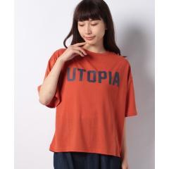 RAYCASSIN UTOPIApt Tシャツ