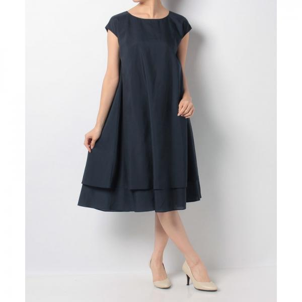 Special Price【Nouque】Aラインノースリーブワンピース