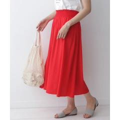カラーシャーリングスカート【お取り寄せ商品】