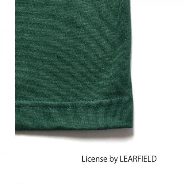 US UNIVERSITY×SHIPS JET BLUE: ビックプリントTシャツ【お取り寄せ商品】