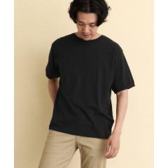 FORK&SPOON 綿麻ショートスリーブTシャツ【お取り寄せ商品】