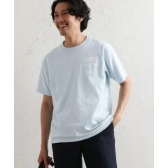 テキストロゴプリントTシャツ【お取り寄せ商品】