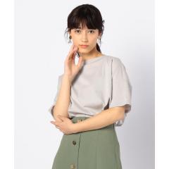 [新色追加]肩落ちボリュームTシャツ【お取り寄せ商品】