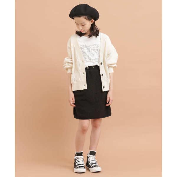 marble sud×DOORS 15th別注 PRINT S/S Tシャツ(KIDS)【お取り寄せ商品】