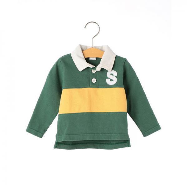 9a6fefc743ffe LOHACO - SHIPS KIDS ラガーシャツ 2018FW(80~90cm) お取り寄せ商品 ...
