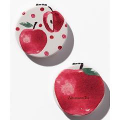 りんごミニミラー