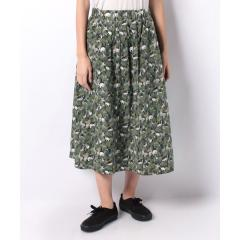 【セットアップ対応商品】リバティプリント/スカート