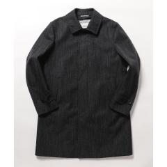 ヘリンボーンステンカラーコート【お取り寄せ商品】